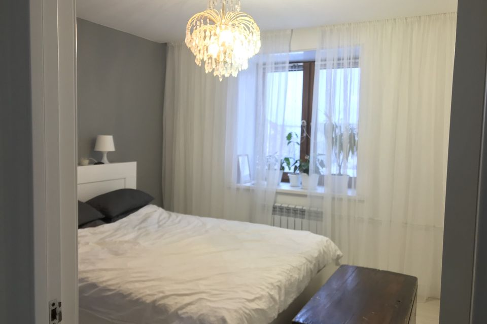 Продаётся 4-комнатная квартира, 85 м²